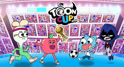 Toon Cup Stadium | The Home of football | Cartoon Network